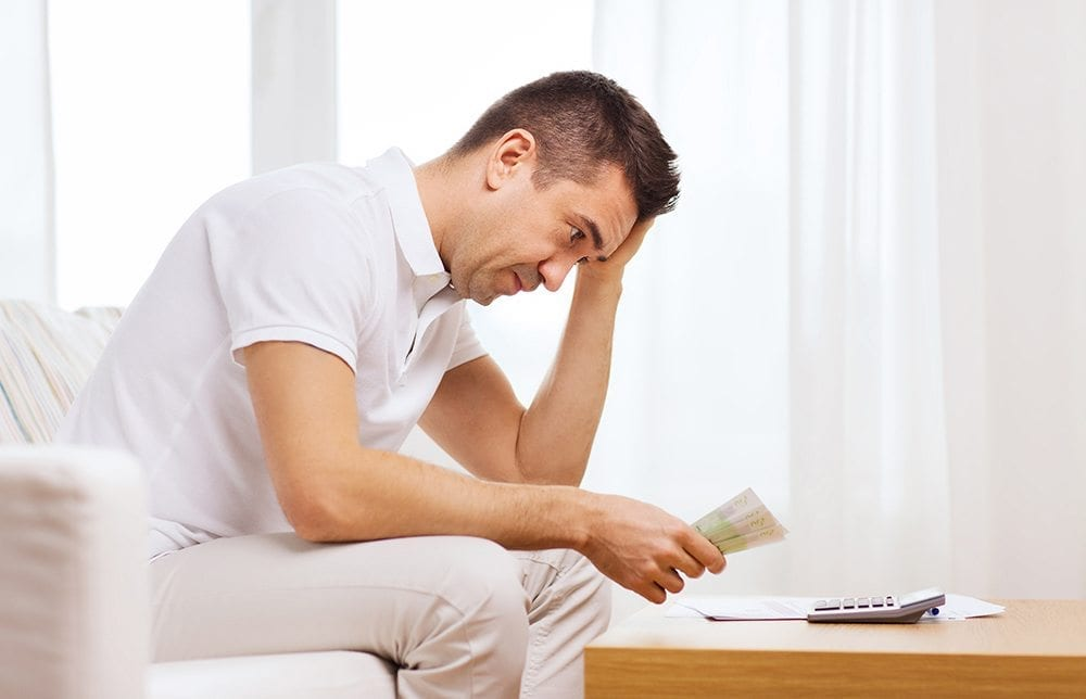 Types Of People Who Have Money Issues